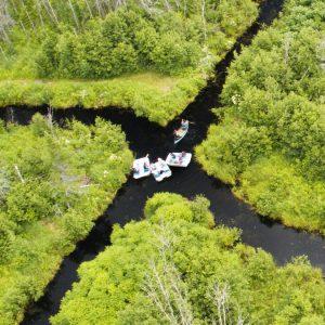 Labyrinthe d'eau
